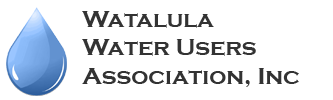 Watalula Water Users Association, Inc. Logo